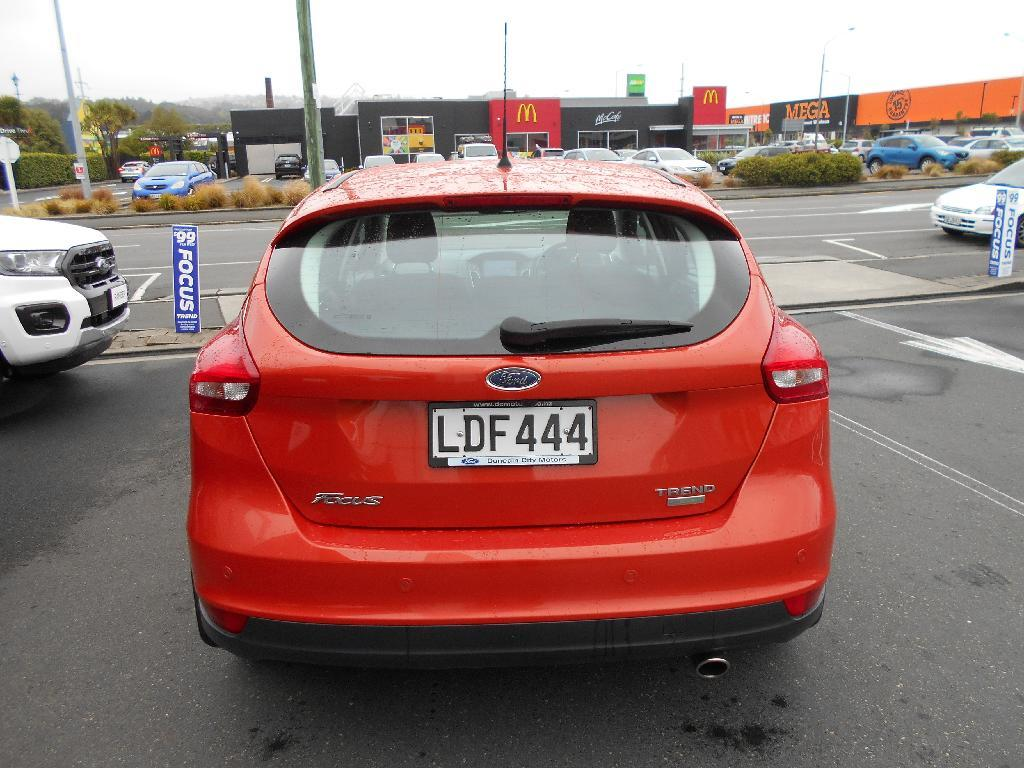 image-6, 2018 Ford FOCUS Trend 1.5 Auto Hatch at Dunedin