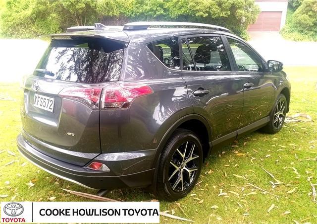 image-5, 2016 Toyota RAV4 Limited AWD at Dunedin