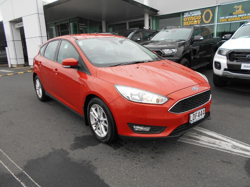 image-1, 2018 Ford FOCUS Trend 1.5 Auto Hatch at Dunedin