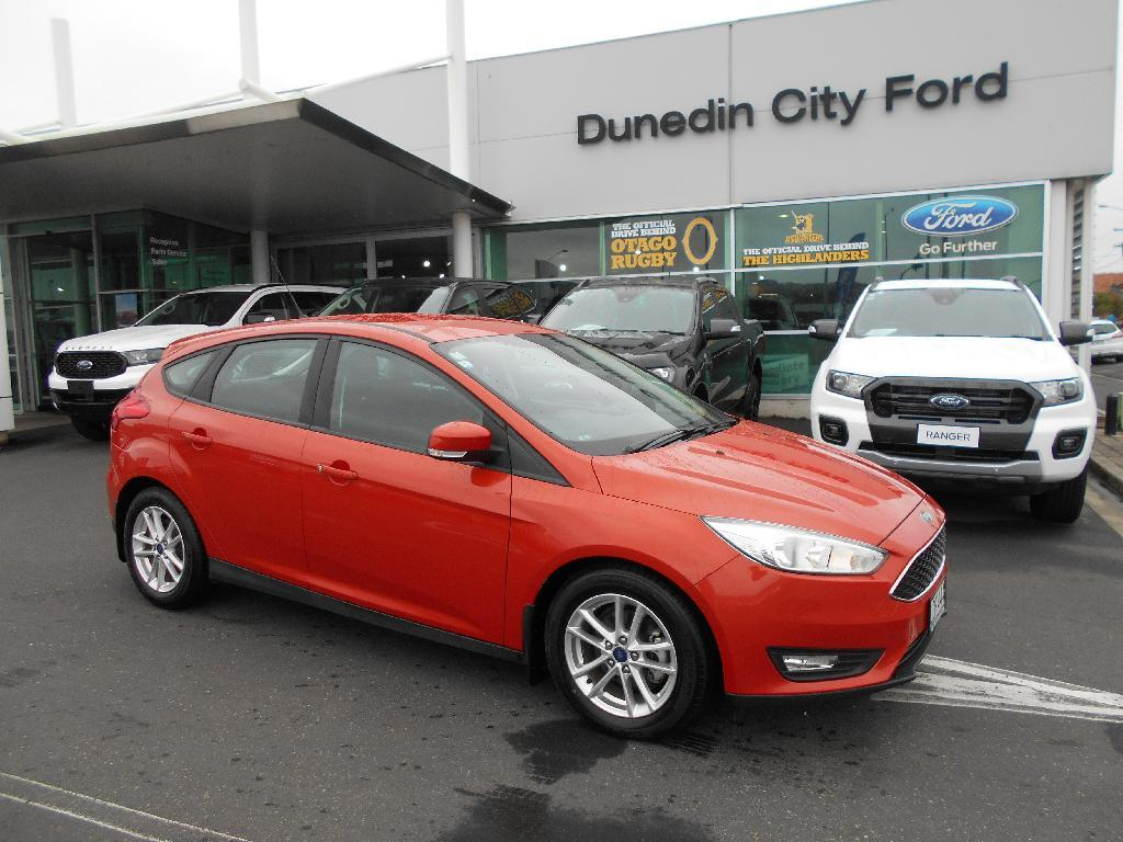 image-0, 2018 Ford FOCUS Trend 1.5 Auto Hatch at Dunedin