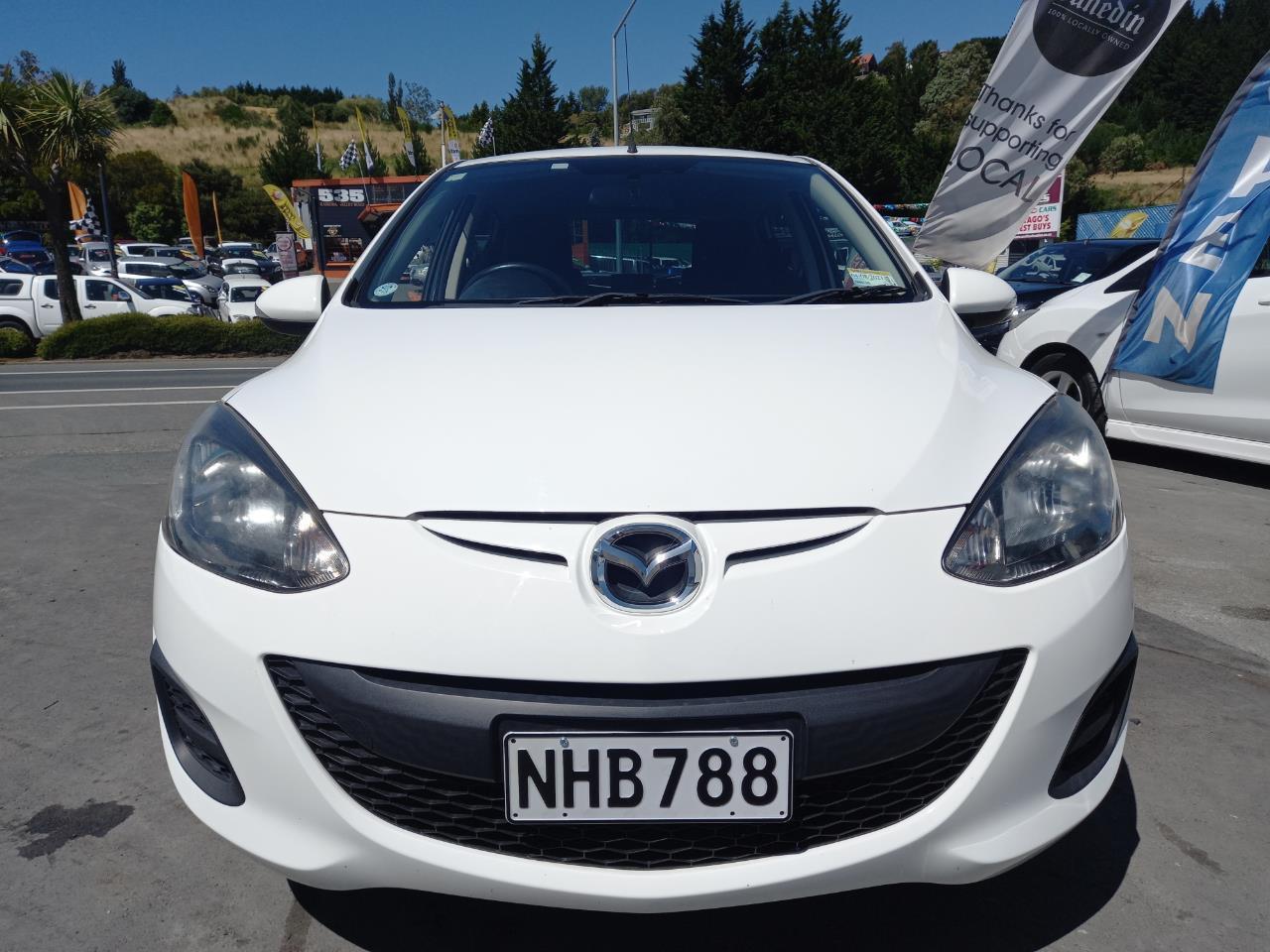 image-10, 2012 Mazda Demio No Deposit Finance at Dunedin