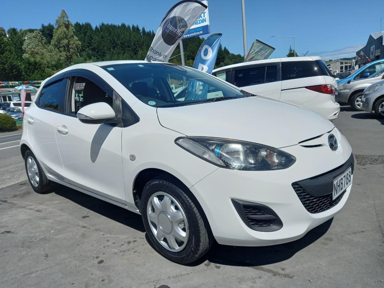 image-4, 2012 Mazda Demio No Deposit Finance at Dunedin