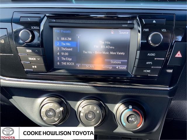 image-17, 2016 Toyota Corolla GLX FWD 1.8P SEDAN at Dunedin