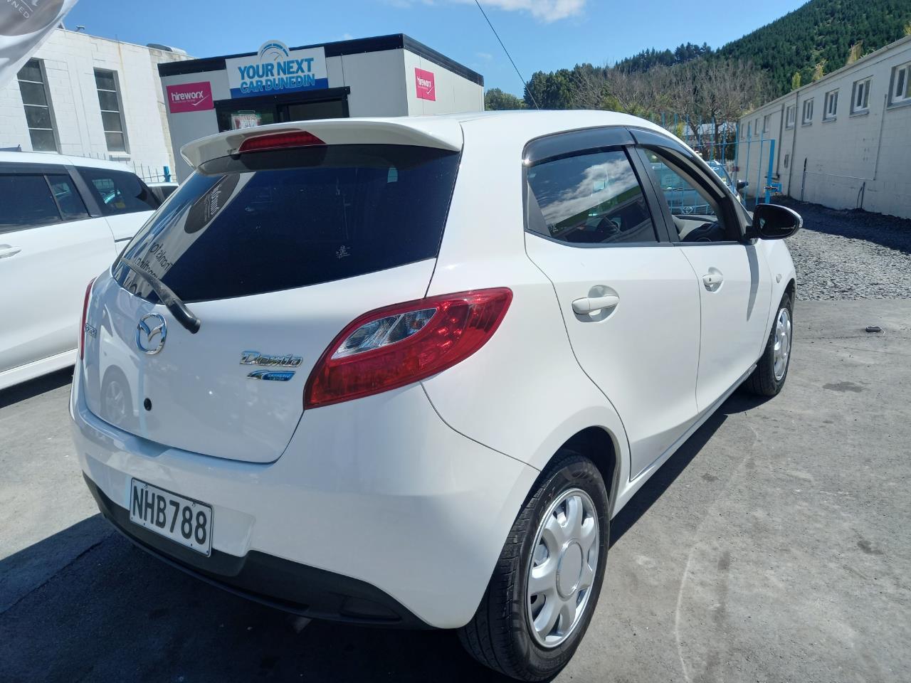 image-6, 2012 Mazda Demio No Deposit Finance at Dunedin