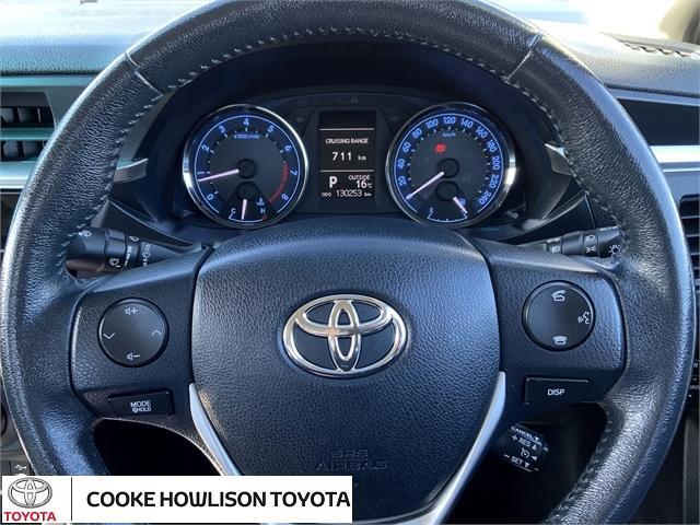 image-11, 2016 Toyota Corolla GLX FWD 1.8P SEDAN at Dunedin