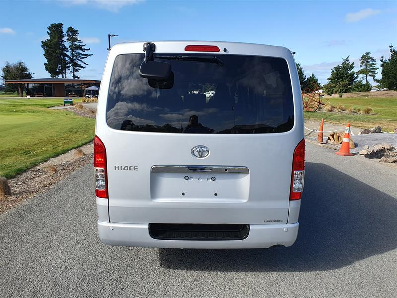 image-4, 2015 Toyota Hiace 3.0 Turbo Diesel 4WD GL at Christchurch