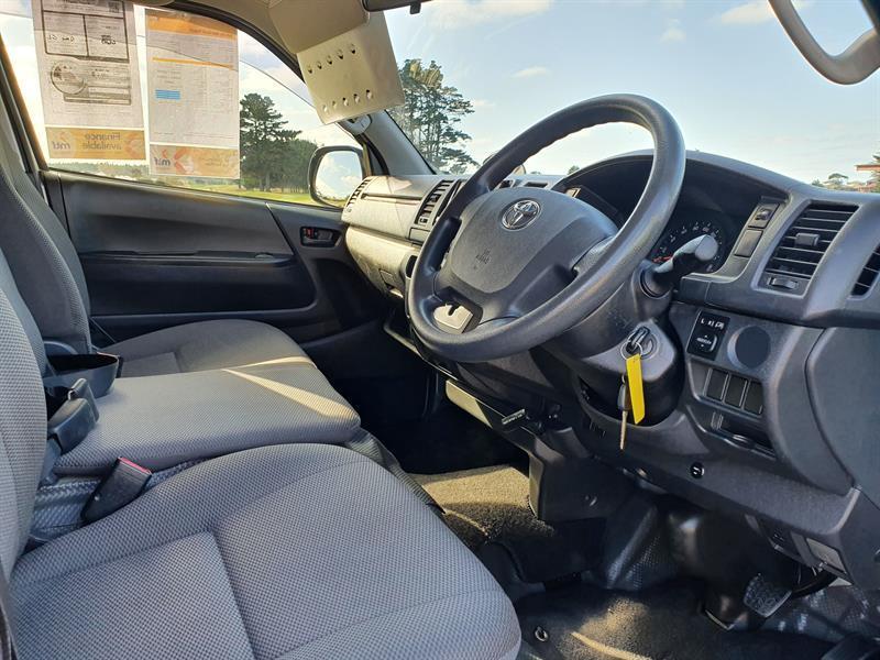 image-7, 2015 Toyota Hiace 3.0 Turbo Diesel 4WD GL at Christchurch