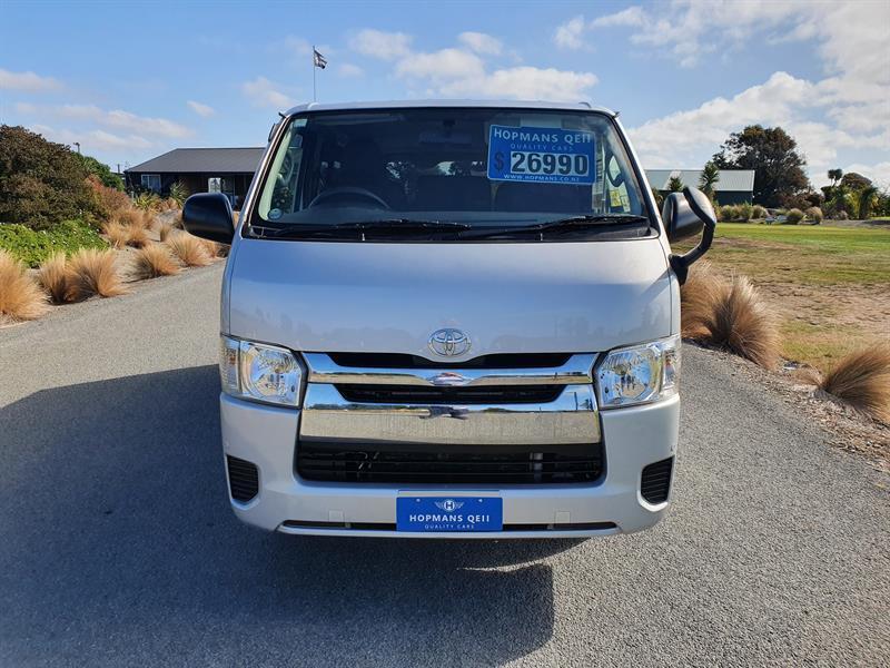 image-1, 2015 Toyota Hiace 3.0 Turbo Diesel 4WD GL at Christchurch