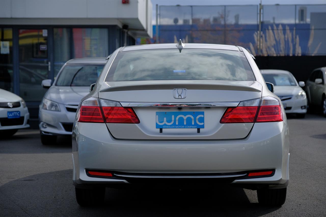 image-4, 2013 Honda Accord Hybrid 'EX' at Christchurch