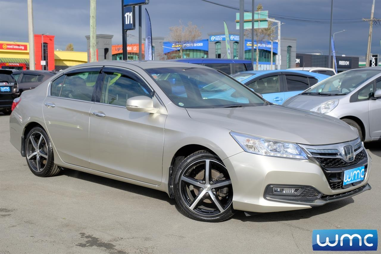 image-0, 2013 Honda Accord Hybrid 'EX' at Christchurch