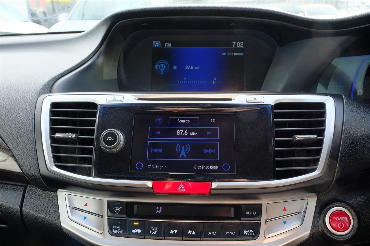 image-16, 2013 Honda Accord Hybrid 'EX' at Christchurch