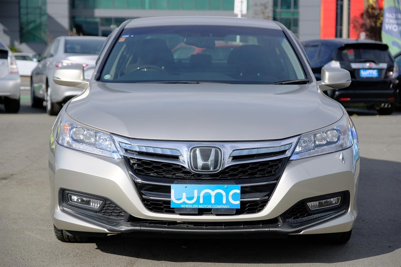 image-3, 2013 Honda Accord Hybrid 'EX' at Christchurch