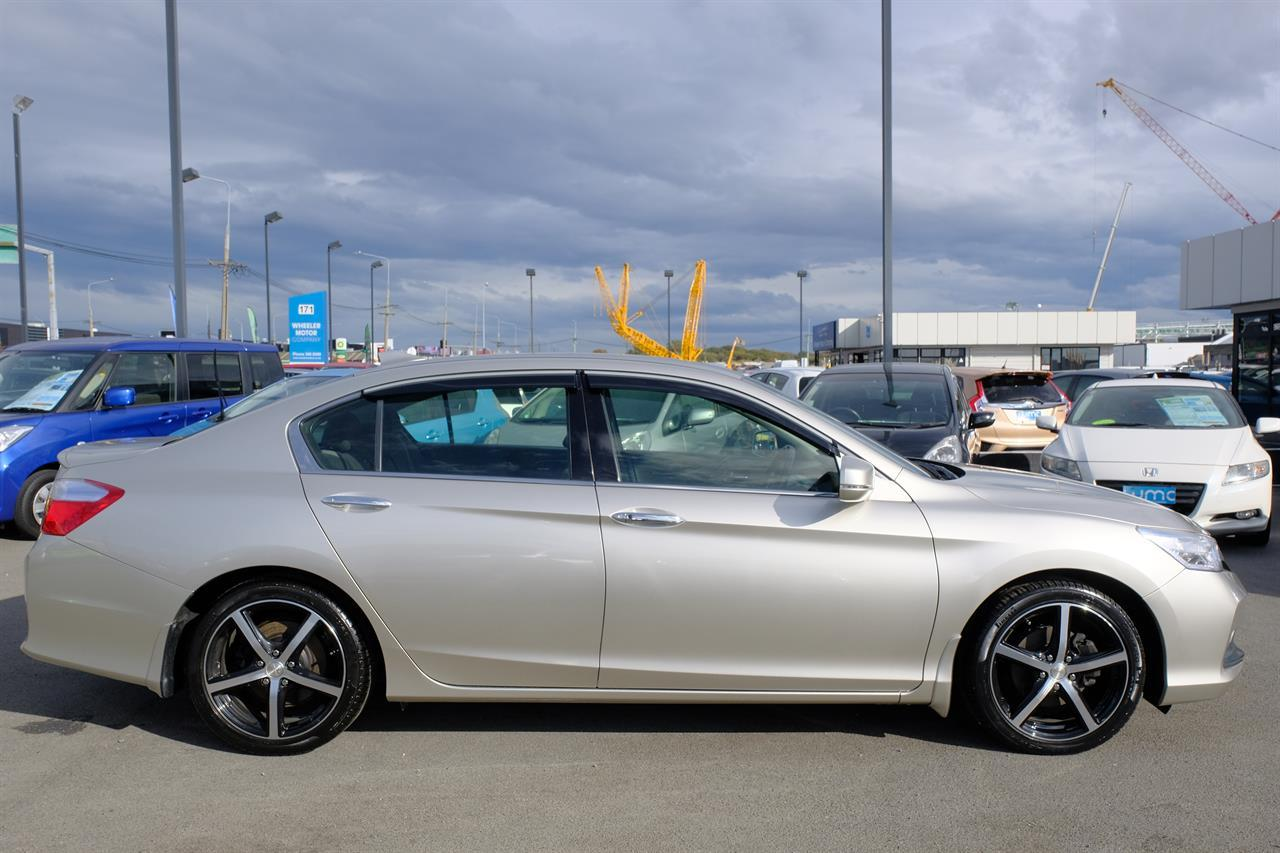 image-2, 2013 Honda Accord Hybrid 'EX' at Christchurch