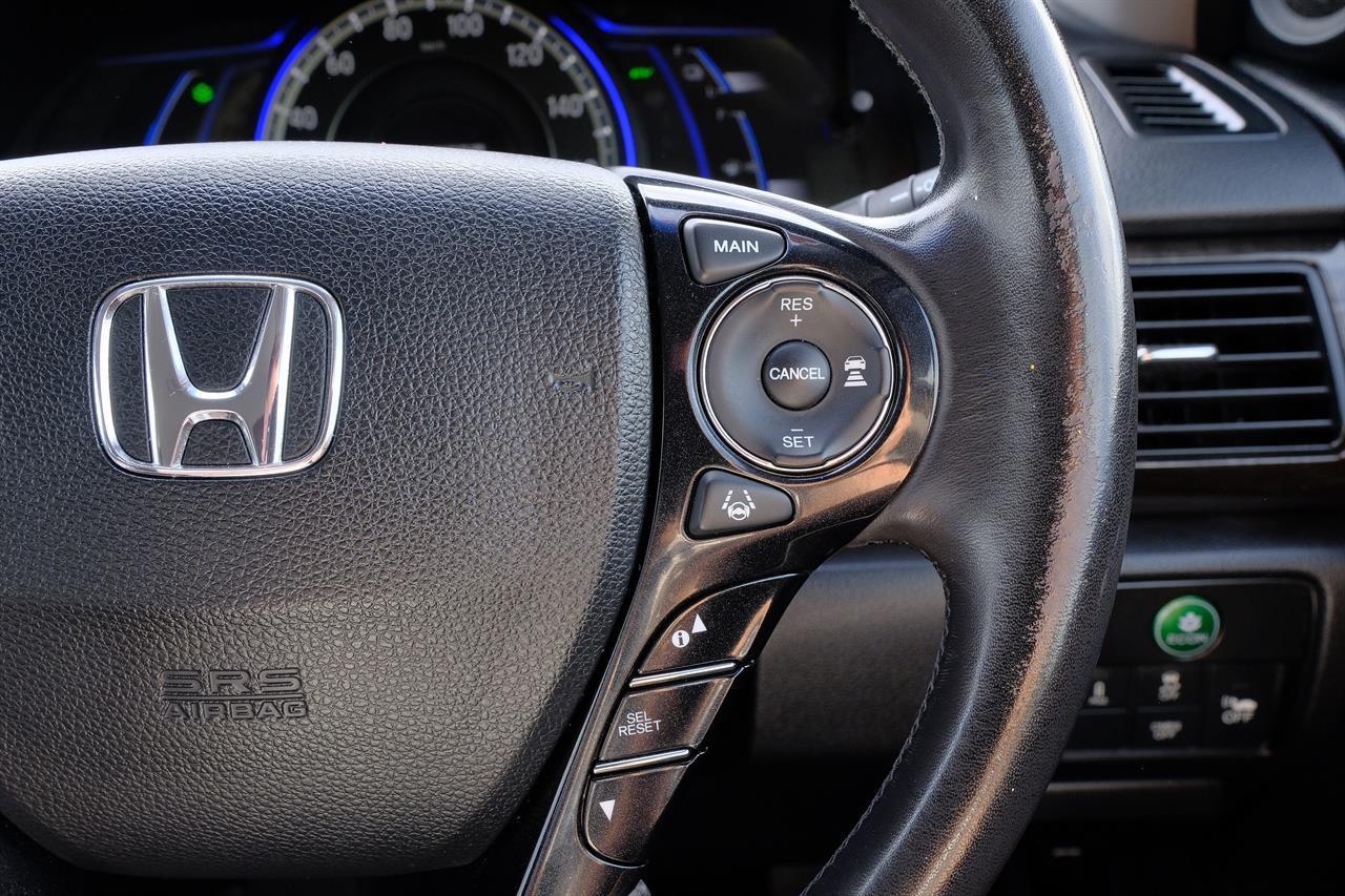 image-12, 2013 Honda Accord Hybrid 'EX' at Christchurch