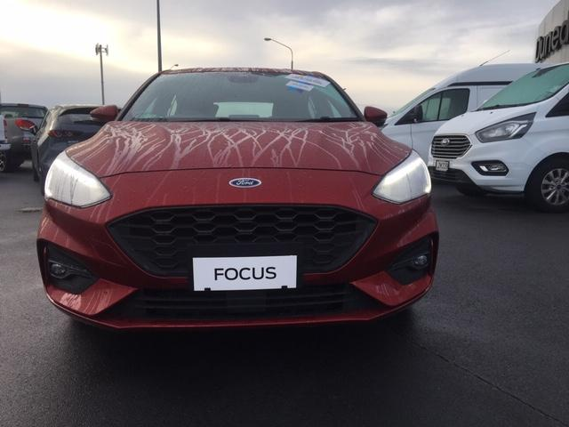image-1, 2020 Ford FOCUS F32 - Focus   ST Line Hatch 8A-201 at Dunedin