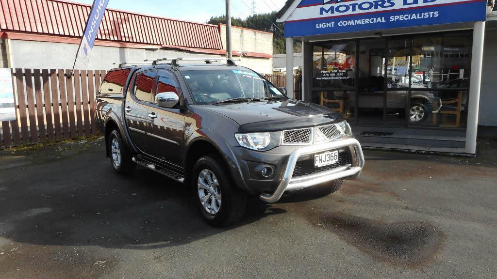 image-0, 2011 Mitsubishi Triton 4WD 2.5D D/cab GLS A D/CAB  at Dunedin