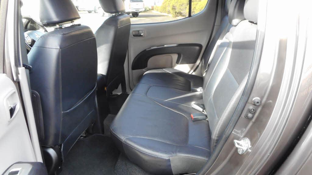 image-6, 2011 Mitsubishi Triton 4WD 2.5D D/cab GLS A D/CAB  at Dunedin