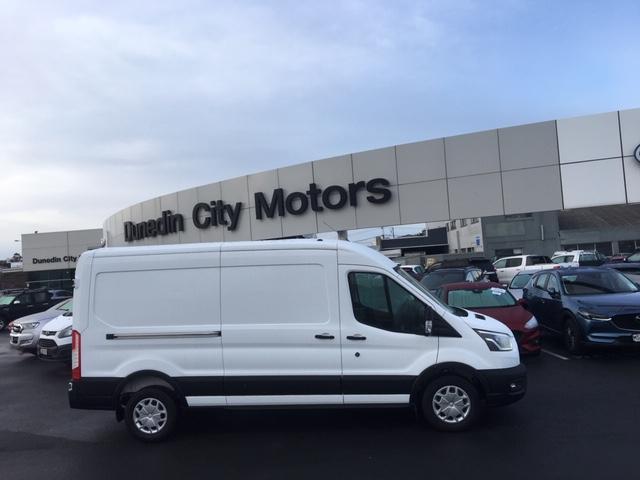 image-1, 2020 Ford TRANSIT VAN  350L  2.0D  6A  FWD at Dunedin
