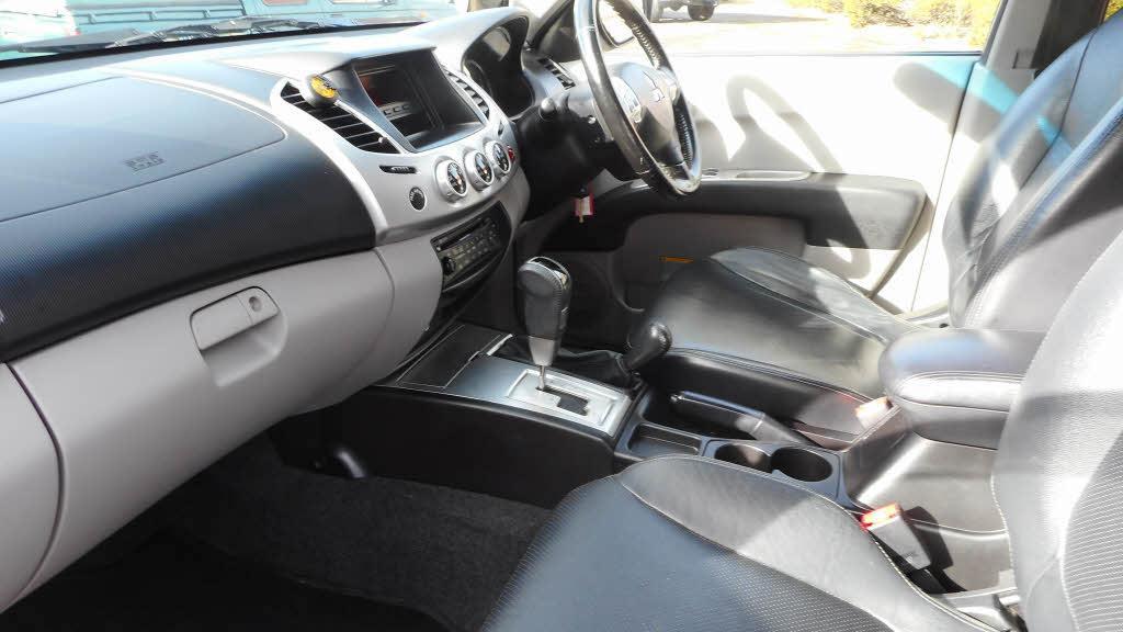 image-5, 2011 Mitsubishi Triton 4WD 2.5D D/cab GLS A D/CAB  at Dunedin