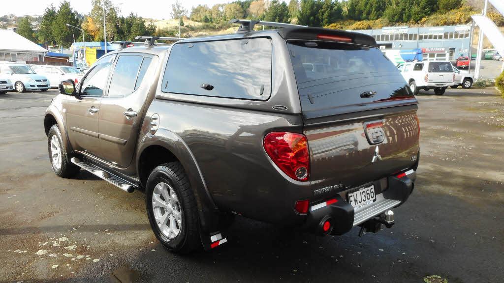 image-3, 2011 Mitsubishi Triton 4WD 2.5D D/cab GLS A D/CAB  at Dunedin