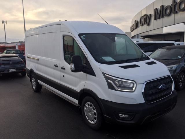 image-0, 2020 Ford TRANSIT VAN  350L  2.0D  6A  FWD at Dunedin