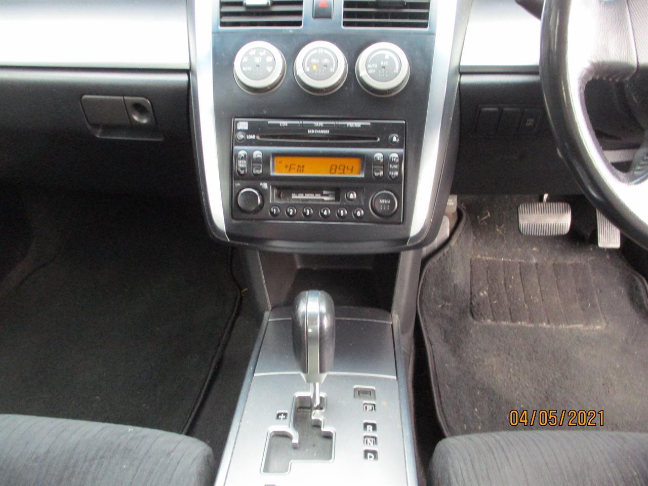 image-10, 2007 Nissan Maxima 3.5 PETROL ST at Dunedin