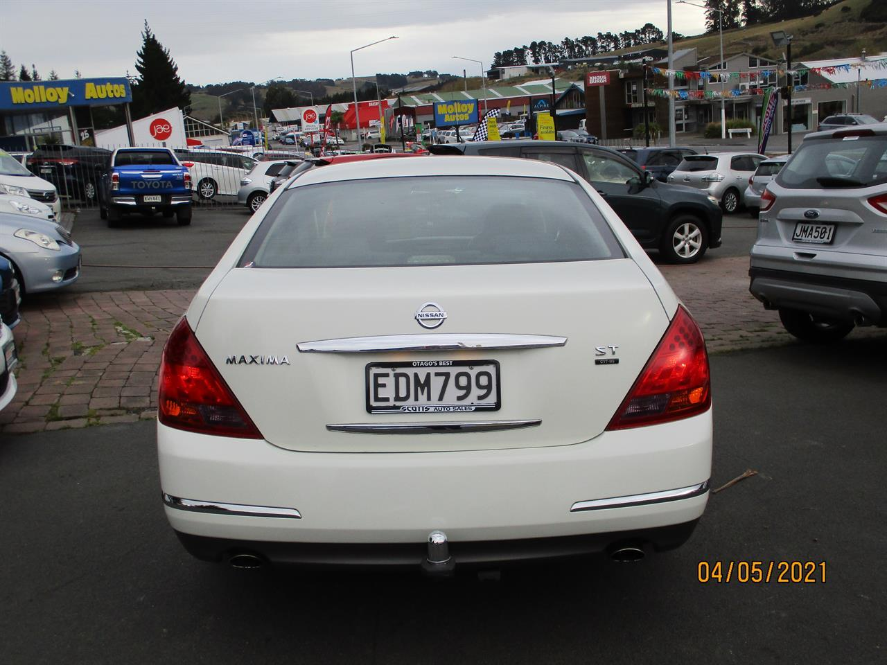 image-4, 2007 Nissan Maxima 3.5 PETROL ST at Dunedin