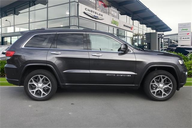 image-3, 2020 Jeep Grand Cherokee Overland 3.0Lt Diesel at Christchurch