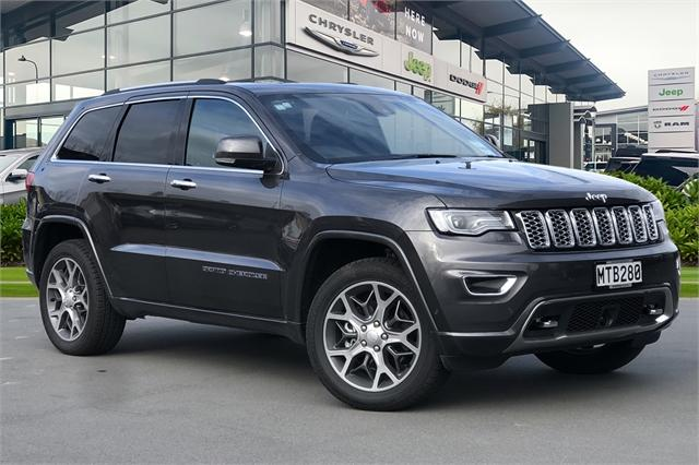 image-0, 2020 Jeep Grand Cherokee Overland 3.0Lt Diesel at Christchurch