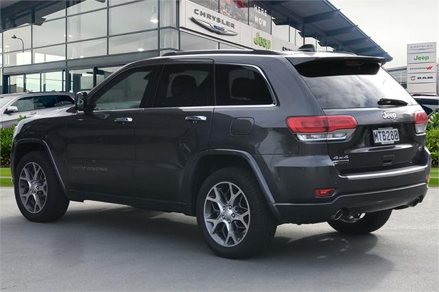 image-1, 2020 Jeep Grand Cherokee Overland 3.0Lt Diesel at Christchurch