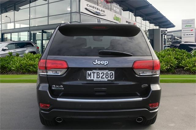 image-6, 2020 Jeep Grand Cherokee Overland 3.0Lt Diesel at Christchurch