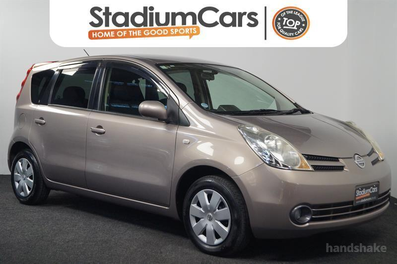 2006 Nissan Note 15e For Sale In Christchurch