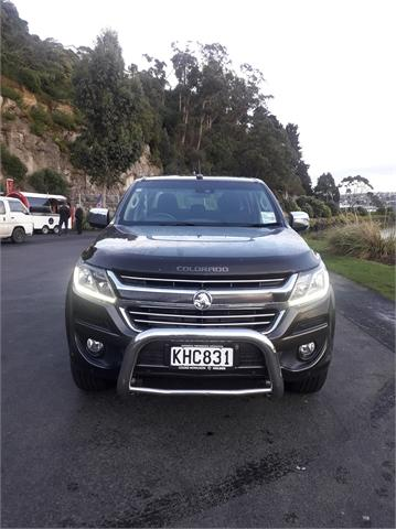image-2, 2017 Holden Colorado LTZ 4x4 Crew Cab2.8L Turbo Di at Dunedin