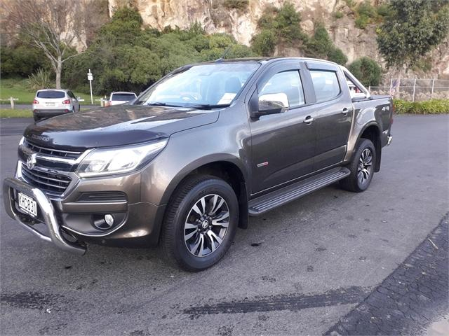 image-8, 2017 Holden Colorado LTZ 4x4 Crew Cab2.8L Turbo Di at Dunedin