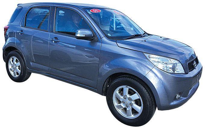 image-0, Toyota Rush 2006 at Timaru