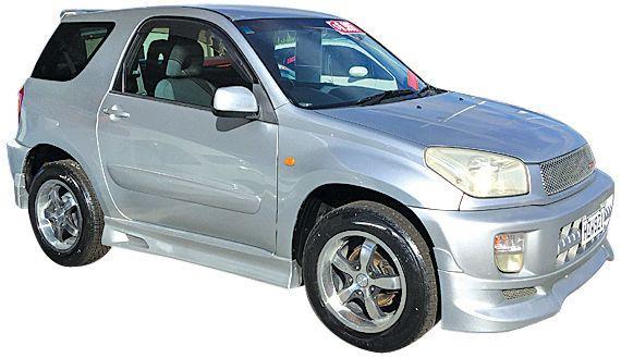 image-0, Toyota Rav 4 2000 at Timaru