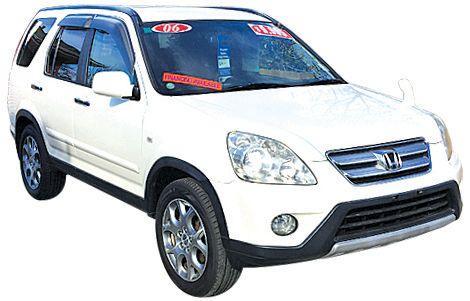 image-0, Honda CRV 2006 at Timaru