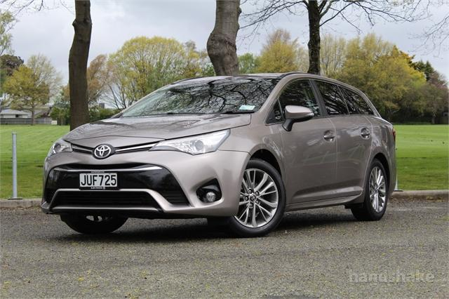 2016 Toyota Avensis 20l Petrol Station Wagon Cvt For Sale In
