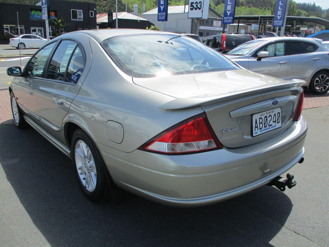 image-6, 2001 Ford Falcon AUII HERITAGE SERIES at Dunedin