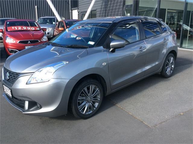 image-0, 2016 Suzuki Baleno Ltda 1.4P/4At at Christchurch