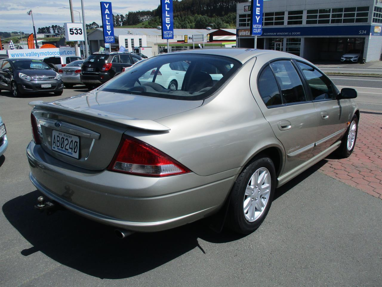 image-4, 2001 Ford Falcon AUII HERITAGE SERIES at Dunedin