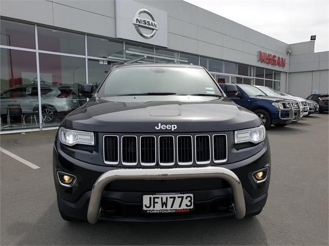 image-1, 2015 Jeep Grand Cherokee Laredo 4X4 3.0D at Christchurch