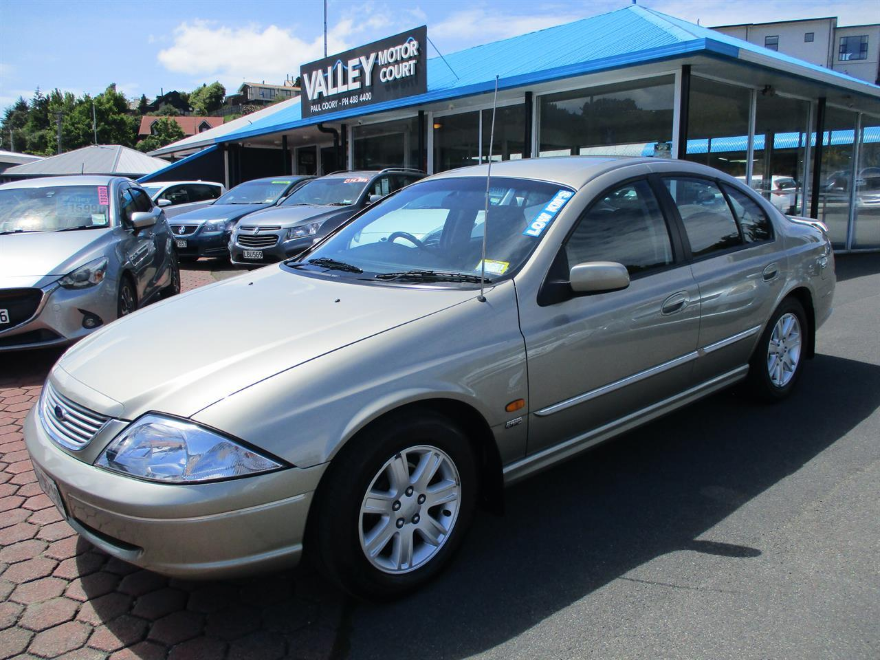image-8, 2001 Ford Falcon AUII HERITAGE SERIES at Dunedin