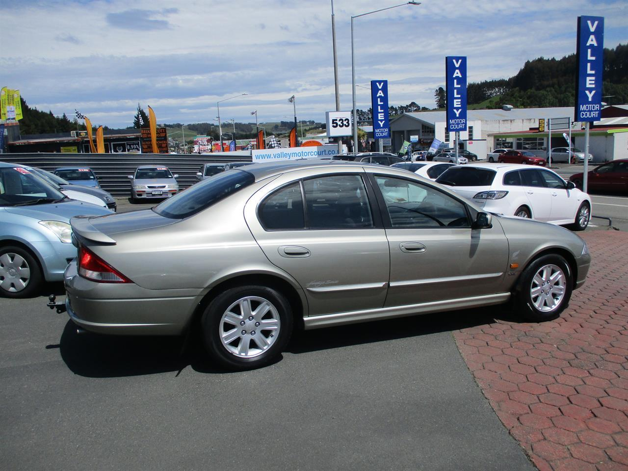 image-3, 2001 Ford Falcon AUII HERITAGE SERIES at Dunedin