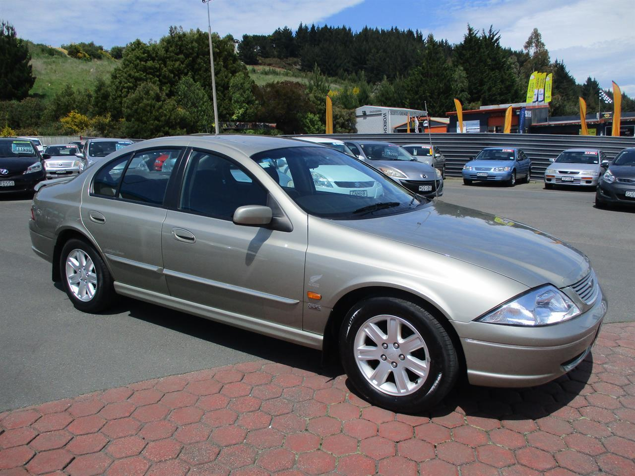 image-1, 2001 Ford Falcon AUII HERITAGE SERIES at Dunedin