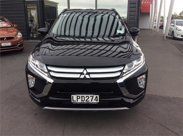 image-0, 2018 Mitsubishi Eclipse Cross Xls 1.5P/8Cvt at Christchurch
