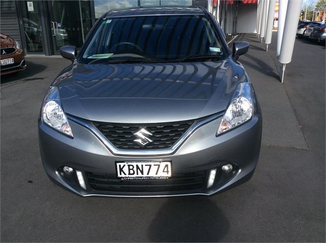 image-1, 2016 Suzuki Baleno Ltda 1.4P/4At at Christchurch
