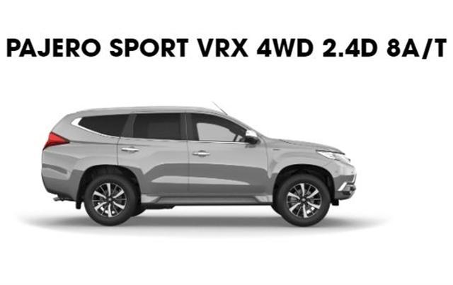 image-0, 2021 Mitsubishi Pajero Sport VRX  latest model at Christchurch