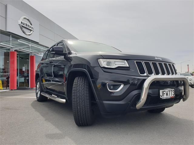 image-2, 2015 Jeep Grand Cherokee Laredo 4X4 3.0D at Christchurch