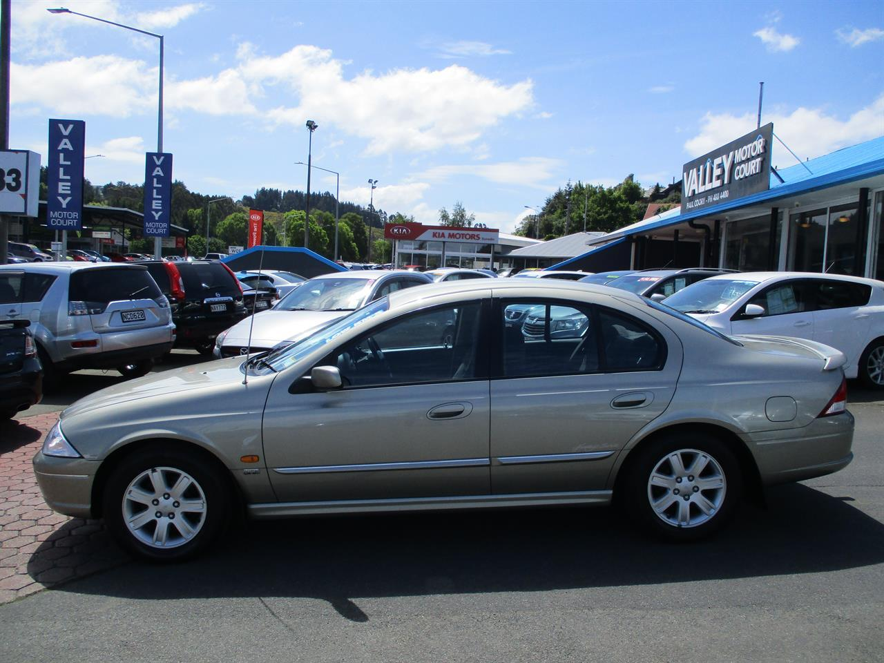 image-7, 2001 Ford Falcon AUII HERITAGE SERIES at Dunedin